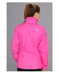 The North Face Pink Resolve Jacket