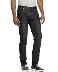 Jeremiah | Black Stewart Corduroy Slim Straight Pants for Men | Lyst