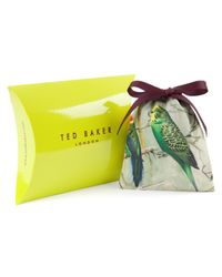 Ted Baker | Blue Rope And Metal Bracelet for Men | Lyst