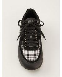 Philipp Plein Black 'Run Baby' Sneakers for men