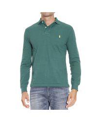Polo Ralph Lauren | Green T-shirt for Men | Lyst