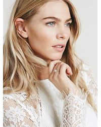 Free People | Metallic Maniamania Womens Psychic Ring | Lyst