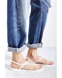 Havaianas White Flash Urban Sandal