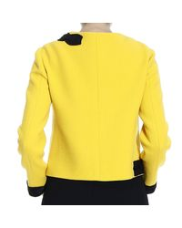 Boutique Moschino | Yellow Jackets | Lyst