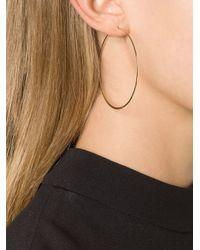 Melissa Joy Manning Metallic 'classic Soup Can' Loop Earrings