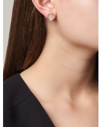 Vita Fede | Pink Pearl Cone Earrings | Lyst