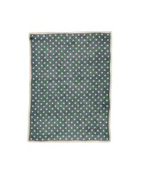 Marc By Marc Jacobs | Green Dotty Flora Scarf - Granite Multi | Lyst