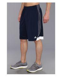 Adidas Black 3g Speed Short for men