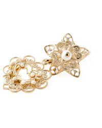 Étoile Isabel Marant | Metallic 'San Pedro' Drop Earrings | Lyst