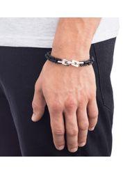 Lulu Frost | Black 75/25 Bracelet | Lyst