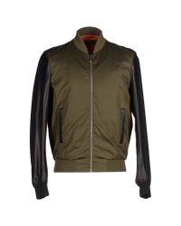 DSquared² - Green Jacket for Men - Lyst