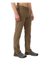 Patagonia   Natural Straight Fit Cords - Long for Men   Lyst