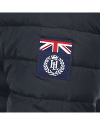 Henri Lloyd | Black Halam Lightweight Down Jacket for Men | Lyst