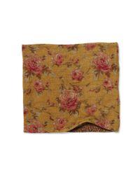 Ralph Lauren | Beige Padova Wool Snood | Lyst