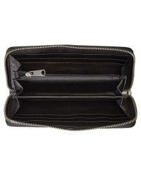 Liebeskind | Black Christa Vintage Zip Wallet | Lyst