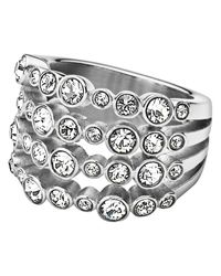 Dyrberg/Kern | Metallic Dyrberg/kern Unica Ring | Lyst