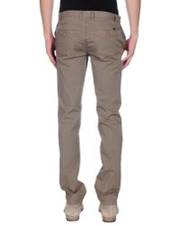 Henry Cotton's Gray Casual Trouser for men