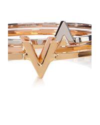 Coast - Metallic Helen V Multi Bracelet - Lyst