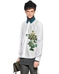 Andrea Pompilio Green 18.5Cm Light Wool Blend Flannel Pants for men