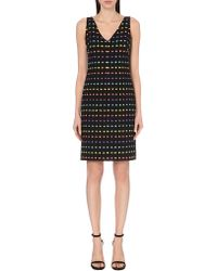 Diane von Furstenberg | Multicolor Minetta Wool-blend Dress | Lyst
