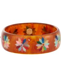 Mark Davis - Brown Matilda Bangle - Lyst
