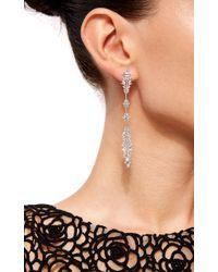 Fernando Jorge | White Diamond Opal Gold Electric Bolt Earrings | Lyst