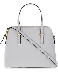 kate spade new york Metallic Cedar Street Maise Leather Shoulder Bag