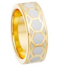 Astley Clarke | Blue Moonlight Honeycomb Ring | Lyst