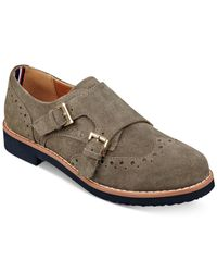 Tommy Hilfiger | Brown Dilanee Oxfords | Lyst
