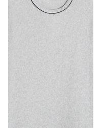 Sunspel - Gray Riviera T-shirt for Men - Lyst