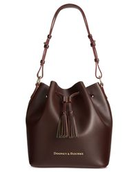 Dooney & Bourke | Brown Montecito Serena Drawstring | Lyst
