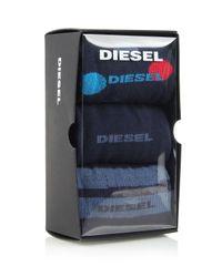 DIESEL | Blue Skm-ray-threepack for Men | Lyst