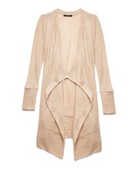 Forever 21 - Natural Boho Doll Cardigan - Lyst