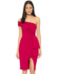 Black Halo | Red Janie Bryant For Angelica Dress | Lyst