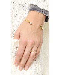 Pamela Love | Metallic Star Age Ring | Lyst