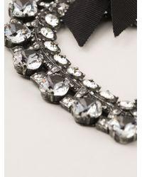 Lanvin   Metallic Mira Heart Bracelet   Lyst