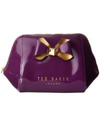 Ted Baker - Purple Rochel - Lyst