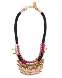 Lizzie Fortunato - Multicolor Shibuya Crossing Necklace - Lyst