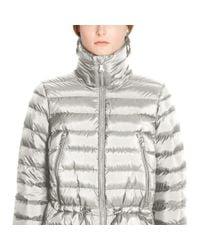 Polo Ralph Lauren | Natural Mockneck Down Jacket | Lyst