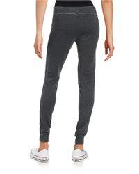 Calvin Klein | Gray Knit Jogger Pants | Lyst