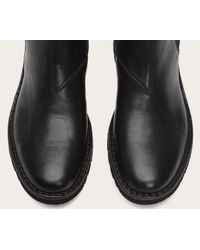 Frye | Black Holden Chelsea for Men | Lyst