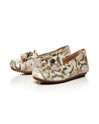 Moda In Pelle Multicolor Elda Flat Casual Shoes
