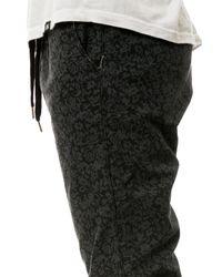 Ezekiel - Black The Tiki Jogger Pants for Men - Lyst