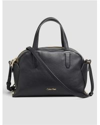 Calvin Klein | Black Shopper Tote Bag | Lyst