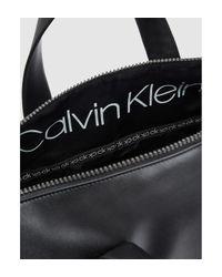 Sac weekender Calvin Klein pour homme en coloris Black