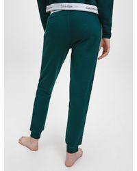 Calvin Klein Loungejoggingbroek - Modern Cotton in het Green