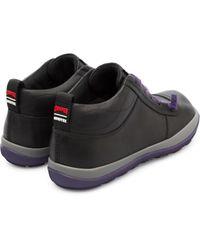 Peu pista Chaussures casual Noir Taille 35 (EU) Camper en coloris Black