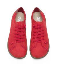 Peu Scarpe casual Rosso Misura 35 (EU) di Camper in Red