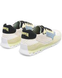 Nothing Sneaker Beige/Giallo/Nero Misura 35 (EU) di Camper in Multicolor