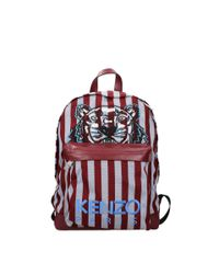 KENZO Backpack And Bumbags Men Red for men